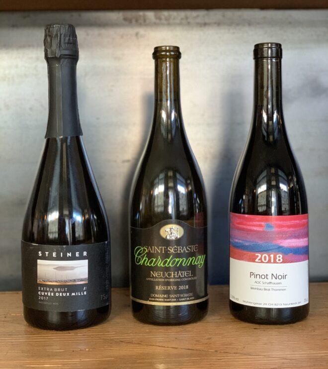 Weinbegleitung Lokal Biel