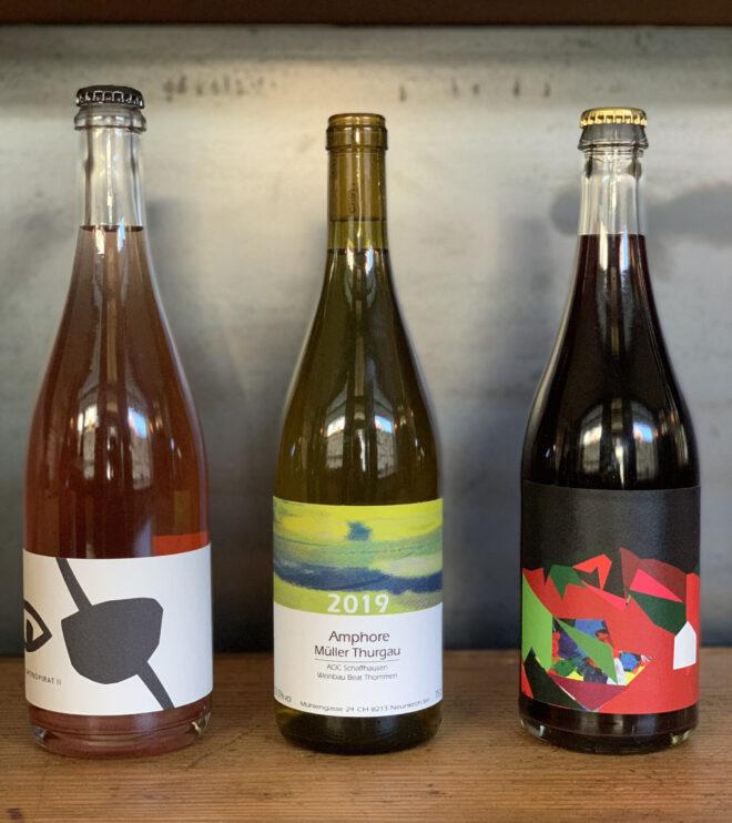 Lokal Biel Wein Modern